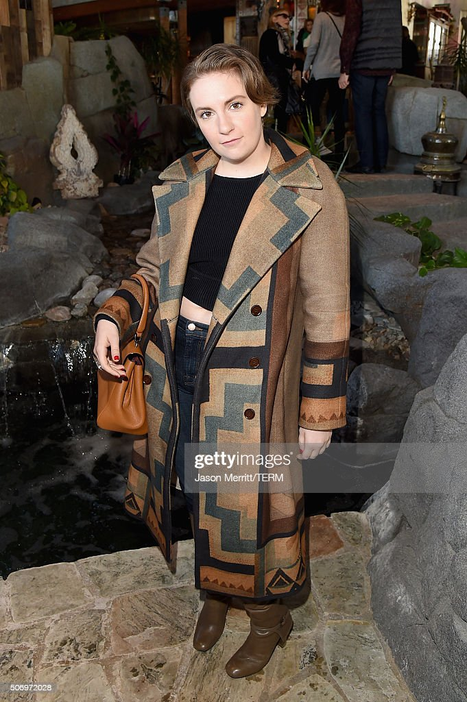 Glamour's Women Rewriting Hollywood Lunch At Sundance Hosted By Lena Dunham, Jenni Konner And Cindi Leive - 2016 Park City