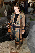 Host Lena Dunham attends Glamour's Women Rewriting Hollywood Lunch at Sundance Hosted By Lena Dunham Jenni Konner and Cindi Leive on January 26 2016...
