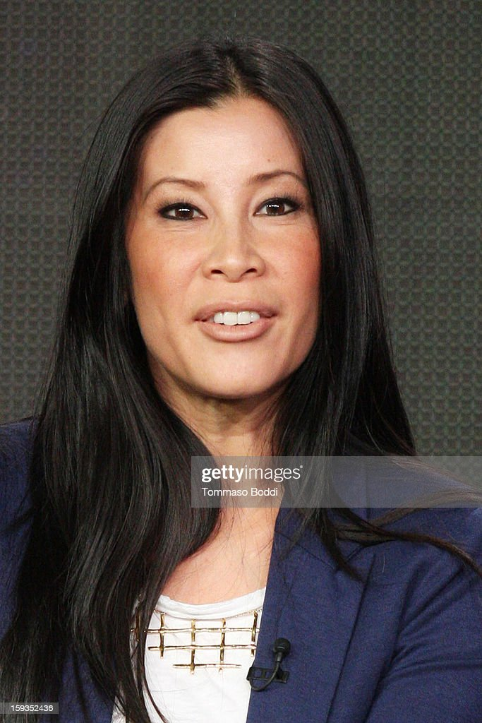 Host Lisa Ling of the TV show 'The Job' attends the 2013 TCA Winter Press Tour CW/CBS panel at The Langham Huntington Hotel and Spa on January 12, 2013 in Pasadena, California.