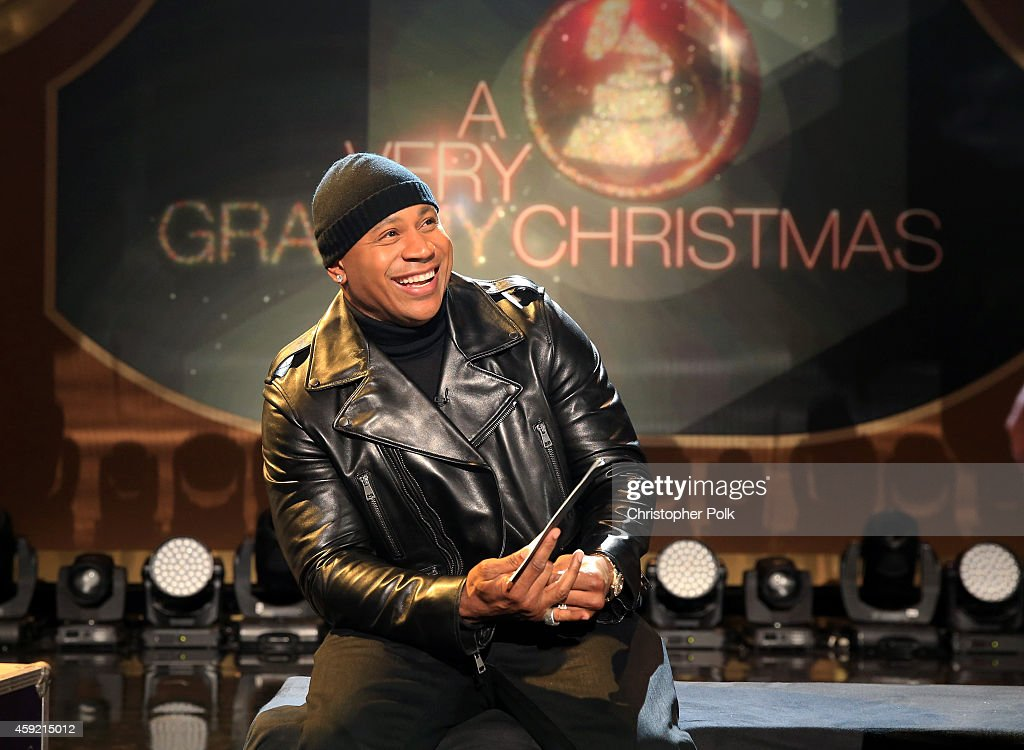 Host LL Cool J onstage during A VERY GRAMMY CHRISTMAS at The Shrine Auditorium on November 18 2014 in Los Angeles California