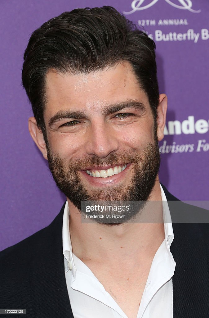 Host Max Greenfield attends the 12th Annual Chrysalis Butterfly Ball on June 8, 2013 in Los Angeles, California.