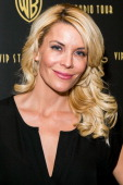 TV host McKenzie Westmore attends the Warner Bros VIP Tour 2014 'Meet The Family' Speaker Series at Warner Bros Tour Center on February 12 2014 in...