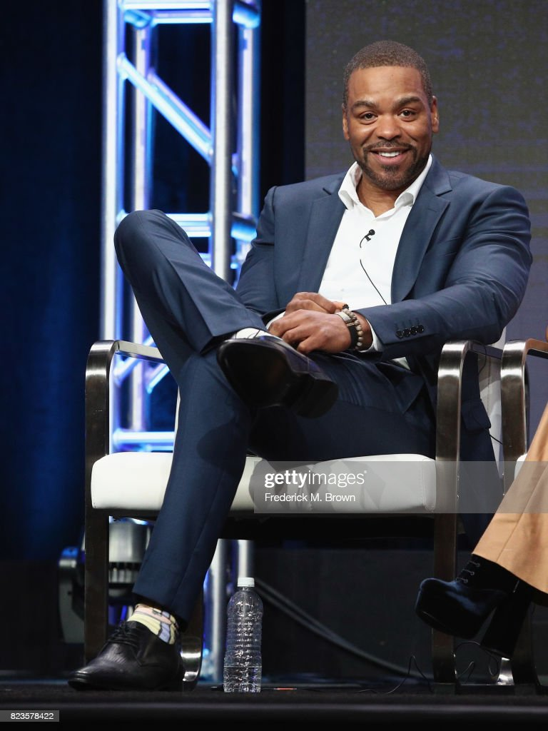 Host Method Man of 'TBS Drop the Mic' speaks onstage during the Turner Networks portion of the 2017 Summer Television Critics Association Press Tour at The Beverly Hilton Hotel on July 27, 2017 in Beverly Hills, California.