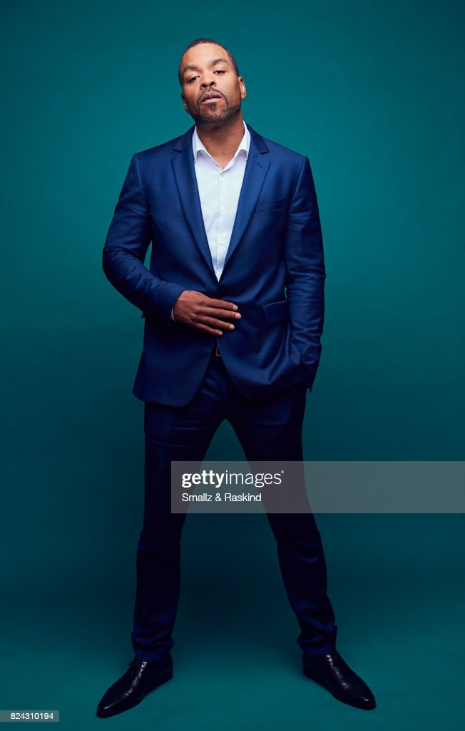 Host Method Man of Turner Networks 'TBS Drop the Mic' poses for a portrait during the 2017 Summer Television Critics Association Press Tour at The Beverly Hilton Hotel on July 27, 2017 in Beverly Hills, California.