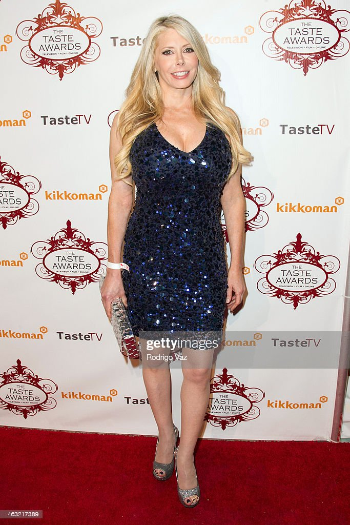 TV host Michelle Harris attends the 5th Annual Taste Awards at the Egyptian Theatre on January 16, 2014 in Hollywood, California.