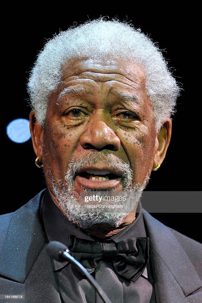 Host <a gi-track='captionPersonalityLinkClicked' href=/galleries/search?phrase=Morgan+Freeman&family=editorial&specificpeople=169833 ng-click='$event.stopPropagation()'>Morgan Freeman</a> delivers a speech during the Fundamental Physics Prize Foundation Inaugural Prize Ceremony at the CICG on March 20, 2013 in Geneva, Switzerland. The prize is today the most financially lucrative scientific prize in the world, with its nine Inaugural recipients to receive 27 million USD collectively, providing them more freedom and opportunity to pursue future accomplishment. Led by a not-for-profit corporation, the Fundamental Physics Prize Foundation dedicates itself to advance the knowledge of the Universe at the deepest level.