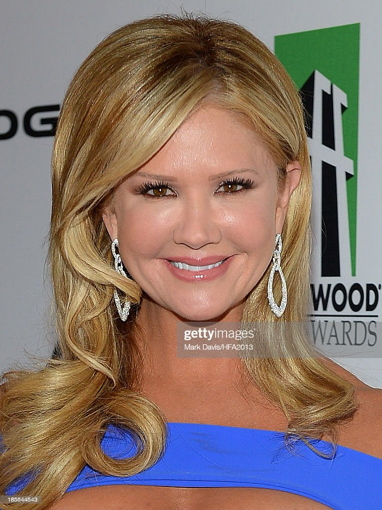 Host <a gi-track='captionPersonalityLinkClicked' href=/galleries/search?phrase=Nancy+O%27Dell&family=editorial&specificpeople=211183 ng-click='$event.stopPropagation()'>Nancy O'Dell</a> arrives at the 17th annual Hollywood Film Awards at The Beverly Hilton Hotel on October 21, 2013 in Beverly Hills, California.