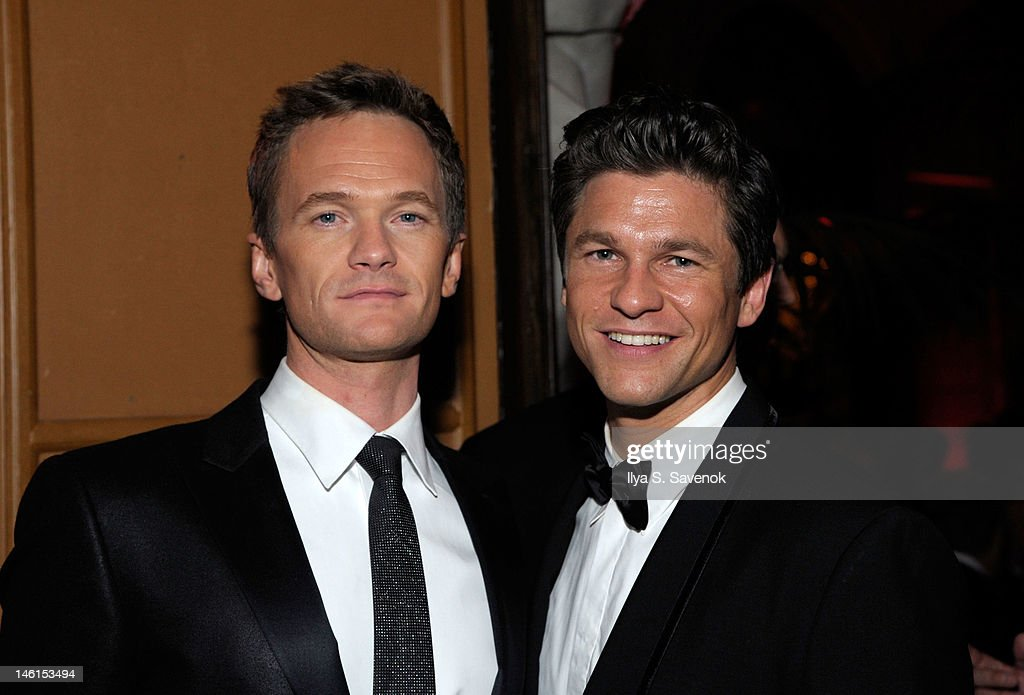 Host <a gi-track='captionPersonalityLinkClicked' href=/galleries/search?phrase=Neil+Patrick+Harris&family=editorial&specificpeople=210509 ng-click='$event.stopPropagation()'>Neil Patrick Harris</a> and <a gi-track='captionPersonalityLinkClicked' href=/galleries/search?phrase=David+Burtka&family=editorial&specificpeople=572242 ng-click='$event.stopPropagation()'>David Burtka</a> attend the 66th Annual Tony Awards at The Plaza Hotel on June 10, 2012 in New York City.