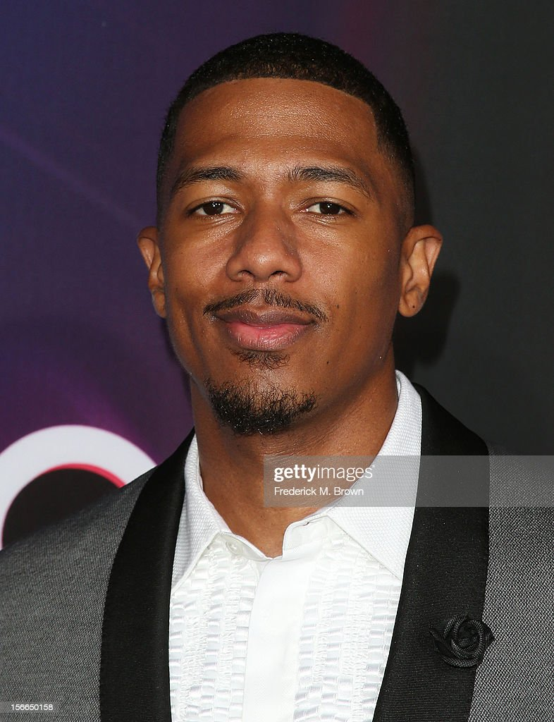 Host <a gi-track='captionPersonalityLinkClicked' href=/galleries/search?phrase=Nick+Cannon&family=editorial&specificpeople=202208 ng-click='$event.stopPropagation()'>Nick Cannon</a> attends the TeenNick HALO Awards at The Hollywood Palladium on November 17, 2012 in Los Angeles, California.
