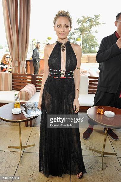 COVERAGE Host Nicole Richie attends The Daily Front Row 'Fashion Los Angeles Awards' 2016 at Sunset Tower Hotel on March 20 2016 in West Hollywood...