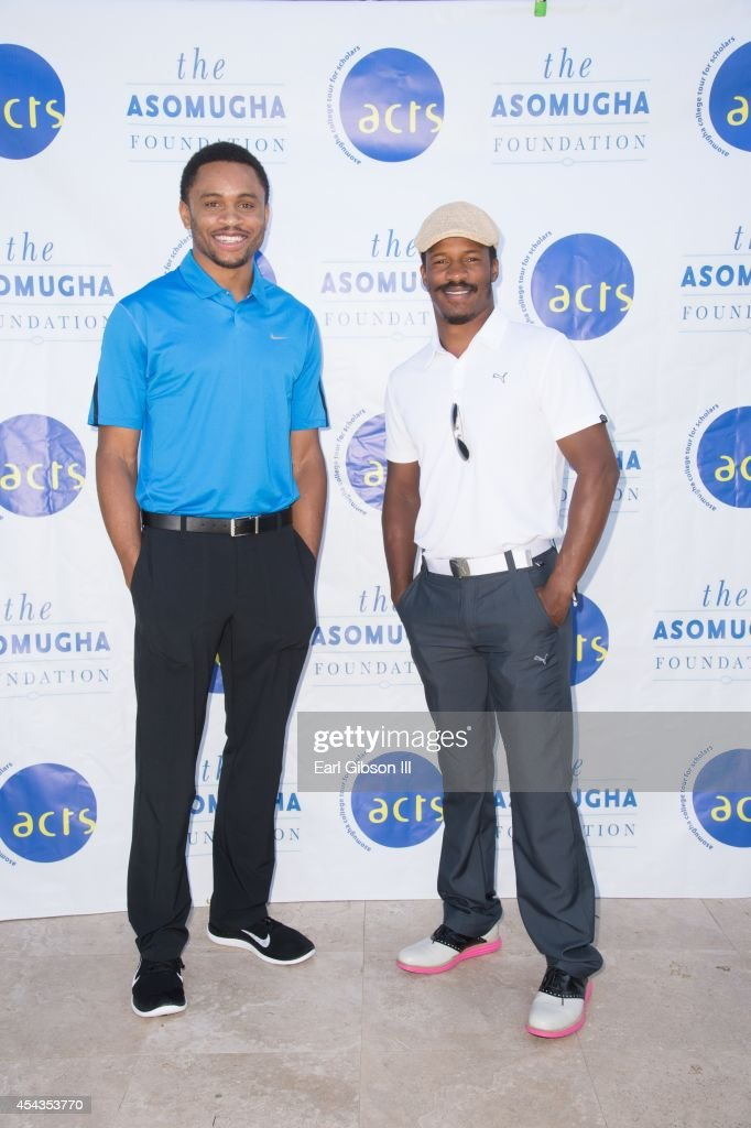 1st Annual Swing For Education Golf Classic Benefiting Asomugha College Tour For Scholars