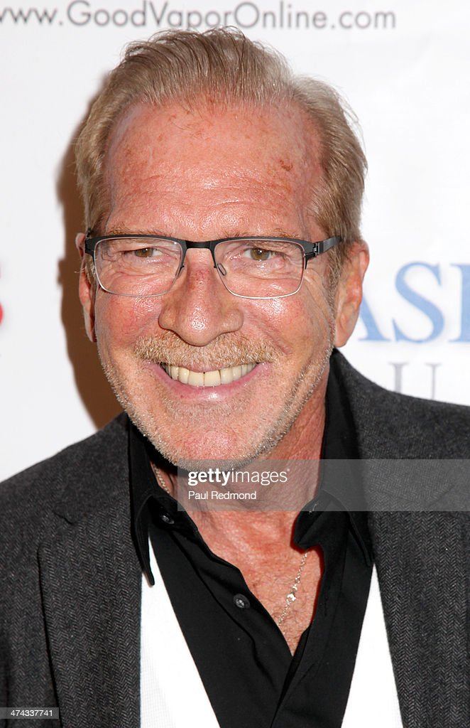 TV host Pat O'Brien arriving at The Kasem Cares Foundation 1st Annual Benefit Gala on February 22 2014 in Beverly Hills California
