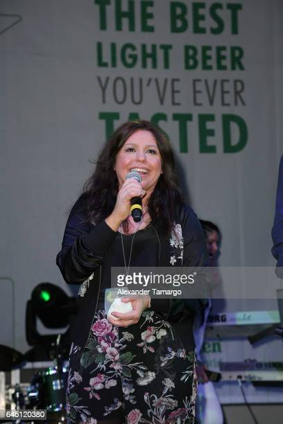 Host Rachael Ray at the Heineken Light Burger Bash Presented By Schweid Sons hosted by Rachael Ray At The Food Network Cooking Channel South Beach...