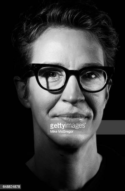 TV host Rachel Maddow is photographed for Variety on January 6 2017 in New York City ON EMBARGO UNTIL APRIL 17 2017