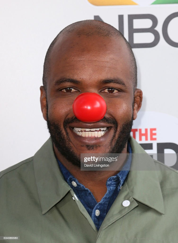 TV host Sal Masekela attends the Red Nose Day Special on NBC at the Alfred Hitchcock Theater at Alfred Hitchcock Theater at Universal Studios on May 26, 2016 in Universal City, California.