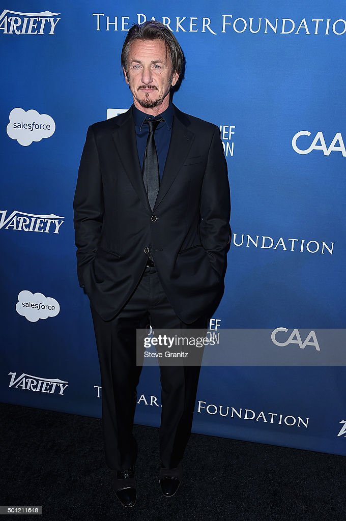 Host Sean Penn attends the 5th Annual Sean Penn & Friends HELP HAITI HOME Gala Benefiting J/P Haitian Relief Organization at Montage Hotel on January 9, 2016 in Beverly Hills, California.