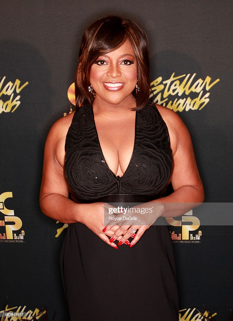 Host <a gi-track='captionPersonalityLinkClicked' href=/galleries/search?phrase=Sherri+Shepherd&family=editorial&specificpeople=693379 ng-click='$event.stopPropagation()'>Sherri Shepherd</a> arrives at the 2014 Stellar Awards at Nashville Municipal Auditorium on January 18, 2014 in Nashville, Tennessee.