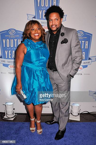 Host Sherri Shepherd attends the 2015 Boys and Girls Clubs of America National Youth of the Year celebration at the National Building Museum on...
