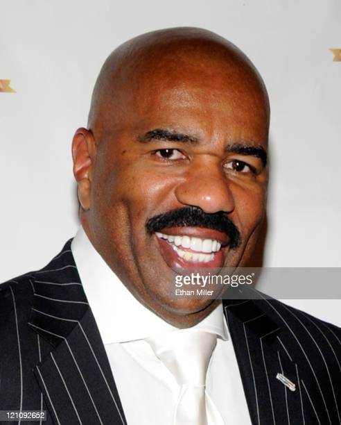 Steve Harvey Photos et images de collection | Getty Images