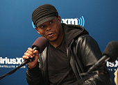 Host Sway Calloway at SiriusXM's 'Town Hall' With The Cast Of 'Barbershop The Next Cut' Town Hall To Air On Eminem's Exclusive SiriusXM Channel Shade...
