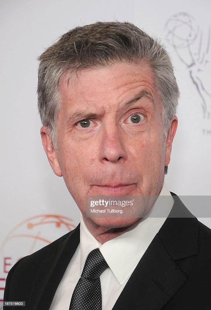 Host <a gi-track='captionPersonalityLinkClicked' href=/galleries/search?phrase=Tom+Bergeron&family=editorial&specificpeople=663624 ng-click='$event.stopPropagation()'>Tom Bergeron</a> attends the 34th College Television Awards Gala at JW Marriott Los Angeles at L.A. LIVE on April 25, 2013 in Los Angeles, California.