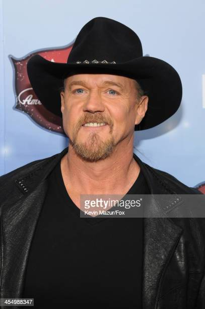 Host Trace Adkins arrives at the American Country Awards 2013 at the Mandalay Bay Events Center on December 10 2013 in Las Vegas Nevada