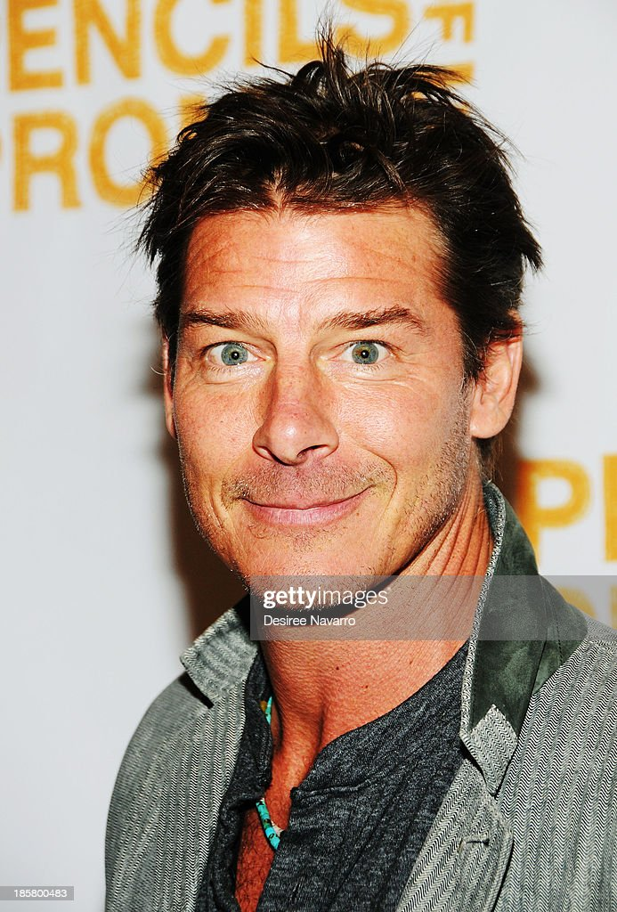 TV Host <a gi-track='captionPersonalityLinkClicked' href=/galleries/search?phrase=Ty+Pennington&family=editorial&specificpeople=241576 ng-click='$event.stopPropagation()'>Ty Pennington</a> attends the 3rd annual Pencils of Promise Gala at Guastavino's on October 24, 2013 in New York City.