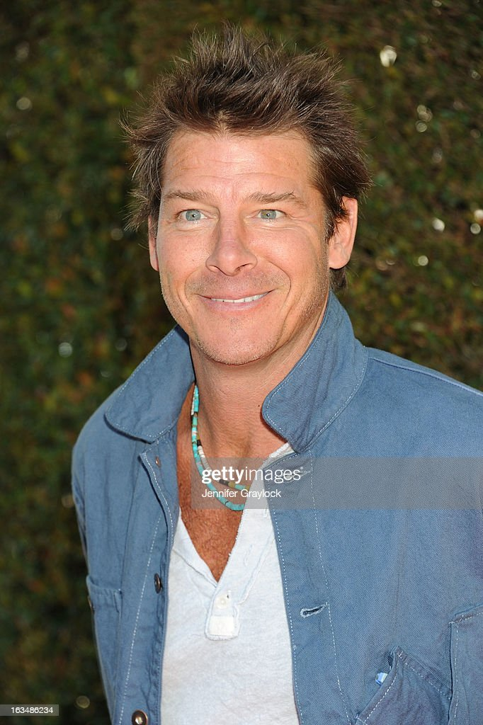 TV Host <a gi-track='captionPersonalityLinkClicked' href=/galleries/search?phrase=Ty+Pennington&family=editorial&specificpeople=241576 ng-click='$event.stopPropagation()'>Ty Pennington</a> attends the John Varvatos 10th Annual Stuart House Benefit held at John Varvatos Los Angeles store on March 10, 2013 in Los Angeles, California.