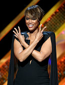 Host Tyra Banks speaks onstage during The 42nd Annual Daytime Emmy Awards at Warner Bros Studios on April 26 2015 in Burbank California