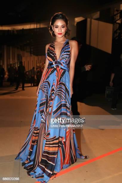 Host Vanessa Hudgens attends the 2017 Billboard Music Awards at TMobile Arena on May 21 2017 in Las Vegas Nevada