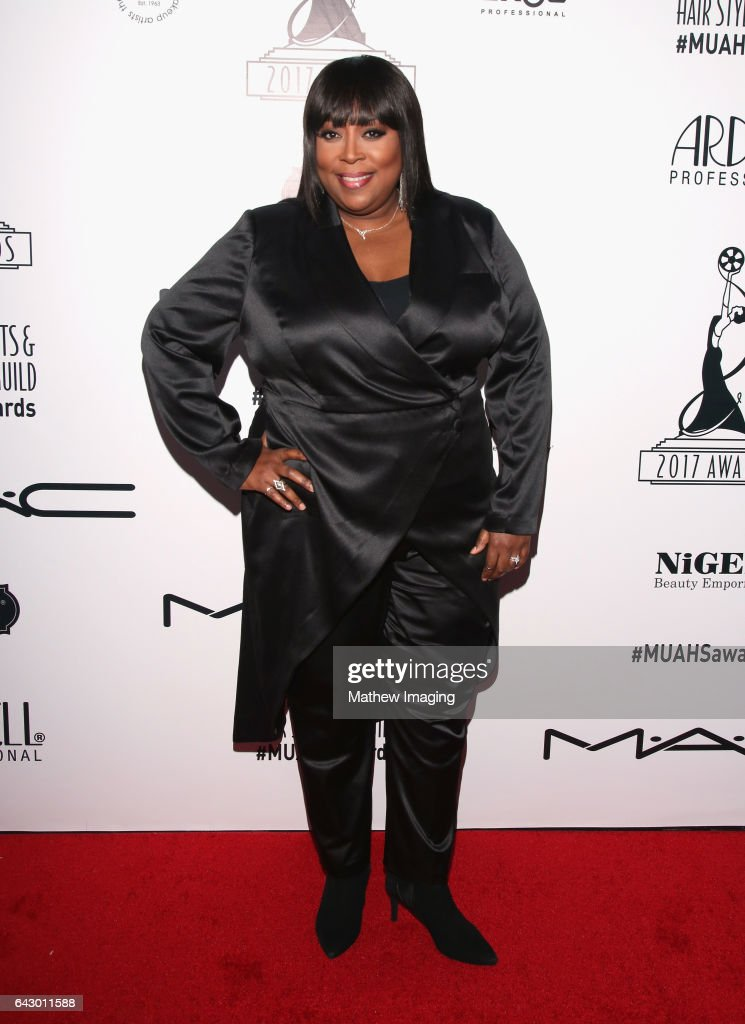 Host/comedian Loni Love attends the 2017 Make-Up Artists and Hair Stylists Guild Awards at The Novo by Microsoft on February 19, 2017 in Los Angeles, California.