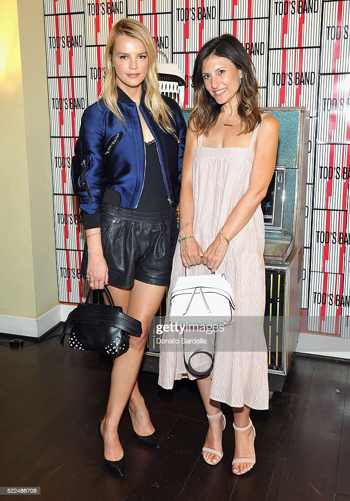 Kelly Sawyer & TOD'S Host Baby2Baby Luncheon At Chateau Marmont