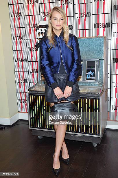 Host/copresident Baby2Baby Kelly Sawyer Patricof attends Baby2Baby Luncheon hosted by Kelly Sawyer TOD'S at Chateau Marmont on April 19 2016 in Los...