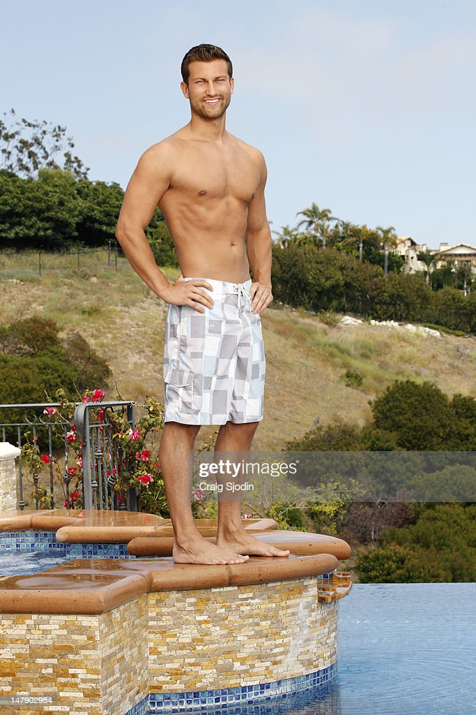 PAD - Hosted by Chris Harrison, 'Bachelor Pad' returns MONDAY, July 23 (8:00-10:00 p.m., ET) with its most controversial cast to date, as 15 unforgettable characters from the 'Bachelor' franchise - those we love and those we love to hate -- gather back at the mansion to live together to possibly find a second chance at love and compete for $250,000. (Photo by Craig Sjodin/ABC via Getty Images) CHRIS