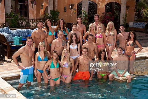 PAD Hosted by Chris Harrison 'Bachelor Pad' returns MONDAY July 23 with its most controversial cast to date as 15 unforgettable characters from the...