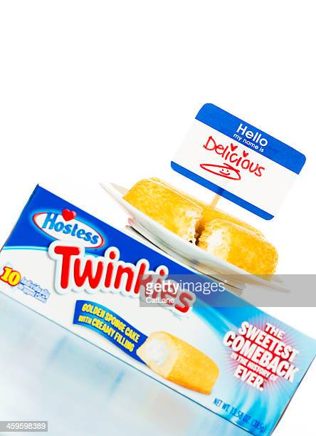 Hostess Twinkies are Delicious!
