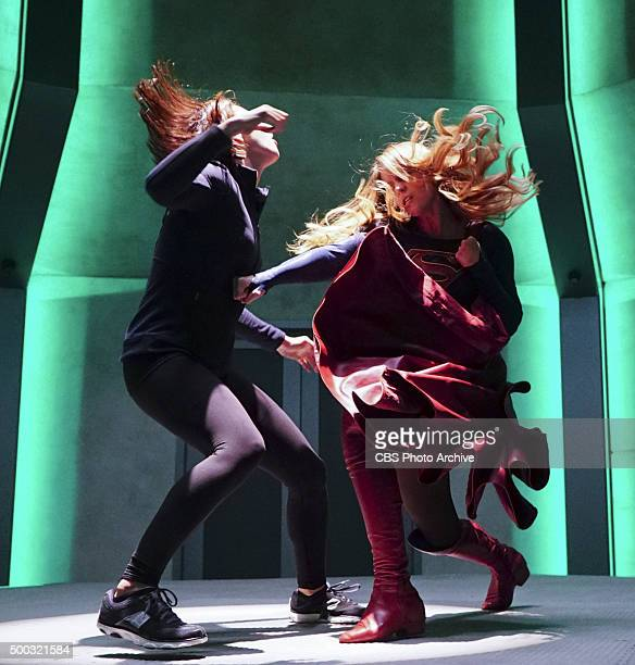 'Hostile Takeover' Kara goes toetotoe with Astra when her aunt challenges Kara's beliefs about her mother on SUPERGIRL Monday Dec 14 on the CBS...