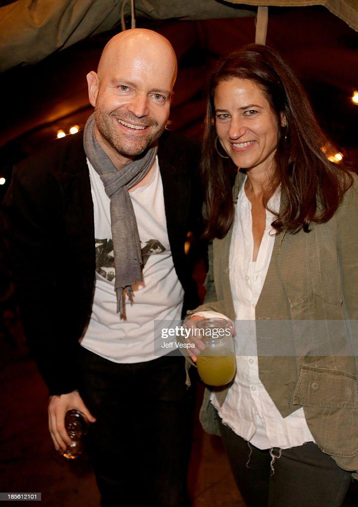 Barneys New York, Marc Forster & Katherine Ross Celebrate Greg Lauren And The Debut Of His New Designer Fragrance