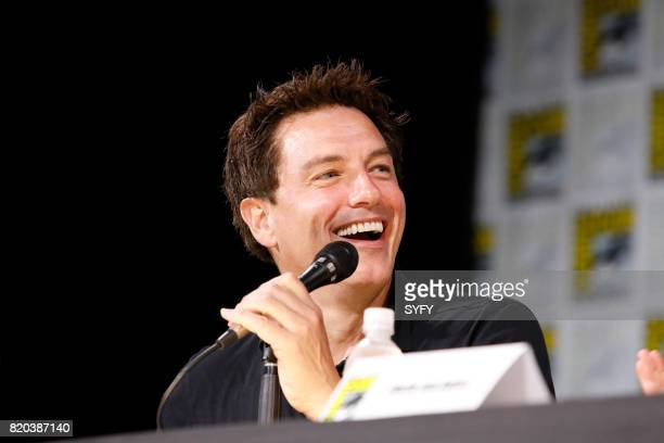 DIEGO 'SYFY Hosts The Great Debate Panel' Pictured John Barrowman