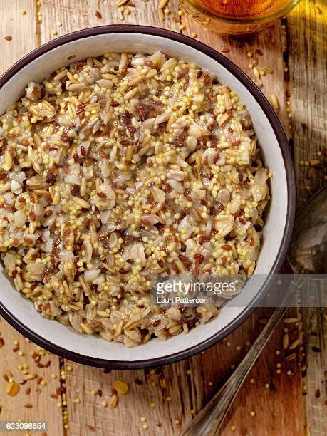 Hot 7 Grain Breakfast Cereal