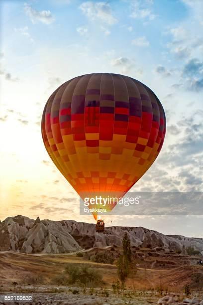Hot Air Balloon Cappadocia turkey