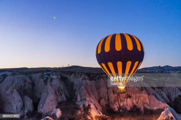 Hot air balloon,Cappadocia,Turkey.