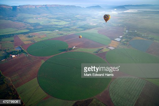 Hot Air Ballooning, South Africa