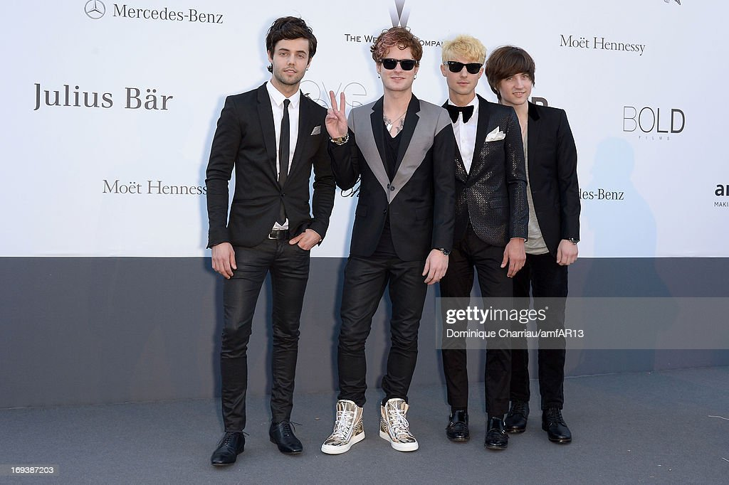 Hot Chelle Rae attend amfAR's 20th Annual Cinema Against AIDS during The 66th Annual Cannes Film Festival at Hotel du Cap-Eden-Roc on May 23, 2013 in Cap d'Antibes, France.
