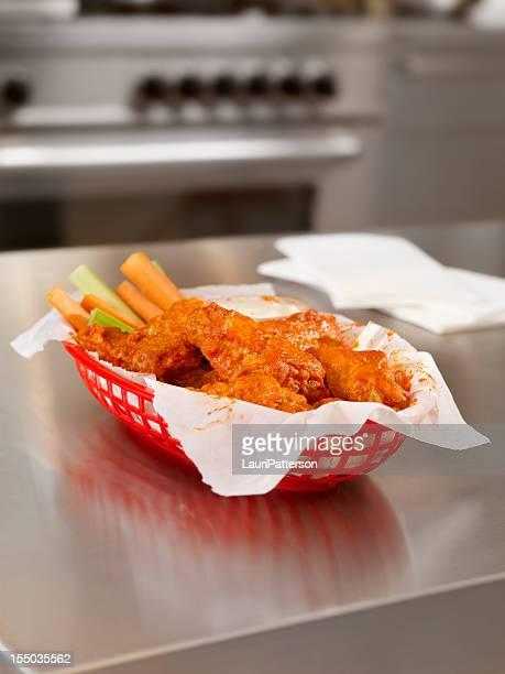 - Chicken Wings