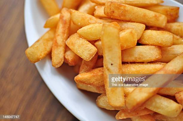Hot chips fresh