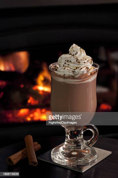 Hot Chocolate by the Fire