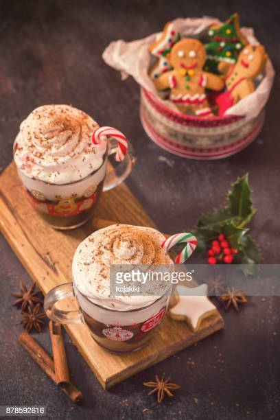 Hot Chocolate for The Christmas