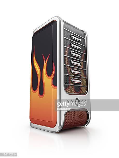 hot computer server