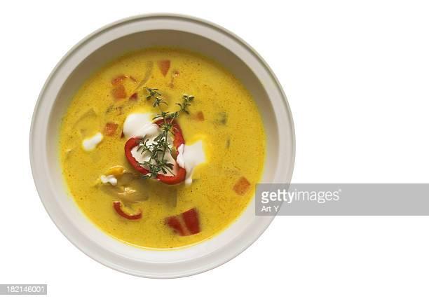ホットカレースープ-絶縁型